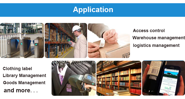 RFID tag Application